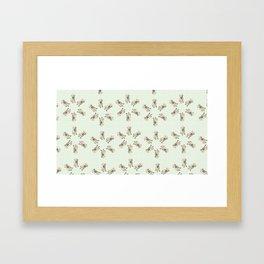 Oodles of Labradoodles Framed Art Print