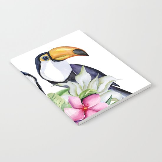 Toucans Notebook