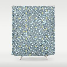 Teaming with Life Shower Curtain