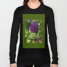 PomPom Long Sleeve T-shirt