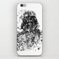 darth vader iPhone & iPod Skins featuring Darth Vader by malobi