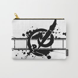 Badass Art Studio Logo Carry-All Pouch