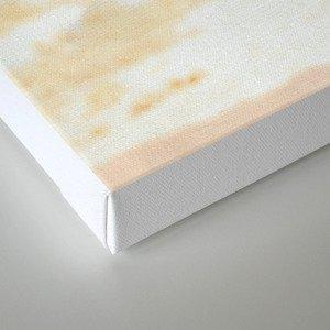 The Blue Vespa Canvas Print