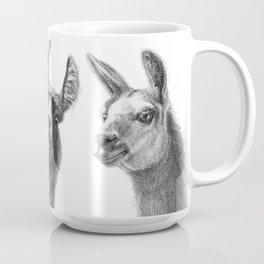 Cute Llama G135 Coffee Mug