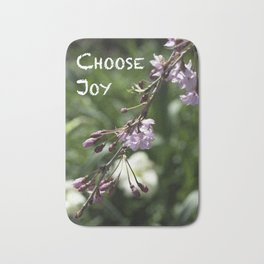 Choose Joy Bath Mat
