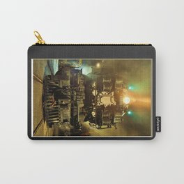 UP 9000. Union Pacific. Steam Train Locomotive. © J&S Montague. Carry-All Pouch