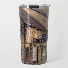 Downtown In The Cotswolds Travel Mug