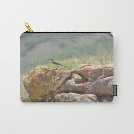 Cape Wagtail Carry-All Pouch