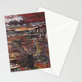 Abstract 2014/12/13 Stationery Cards