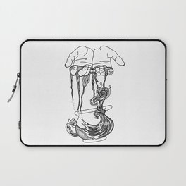 Hands of Life Laptop Sleeve