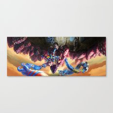 Mushberry Hill Canvas Print