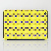 """pixel iPad Cases featuring """"Pixel"""" by Mr and Mrs Quirynen"""