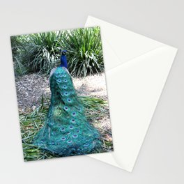 Peacock's Pride Stationery Cards