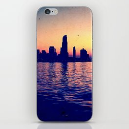 Chicago II iPhone Skin