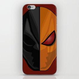 Deathstroke iPhone Skin