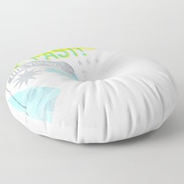 Live Fast / Die Young Floor Pillow
