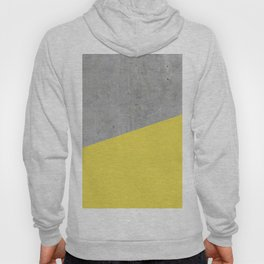 Concrete and Meadowlark Color Hoody