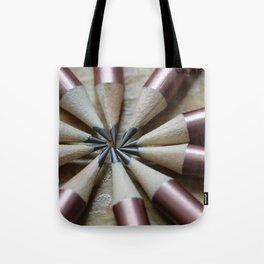 The Bronze Effect Tote Bag