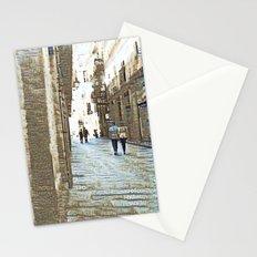 Barcelona digital street photography + Dreamscope Stationery Cards