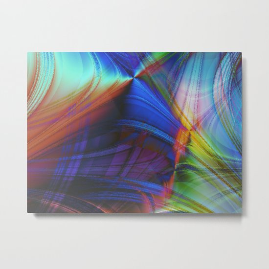 Full fract collection 1 Metal Print