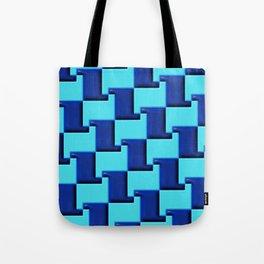 Geometrix 163 Tote Bag