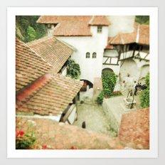 Transylvania IV Art Print