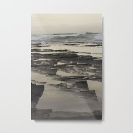 Indian Ocean - Dwesa Nature Reserve, South Africa Metal Print