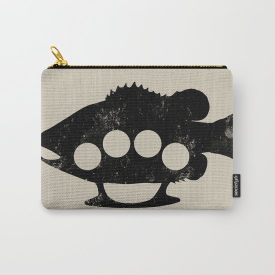 Bass Knuckles Carry-All Pouch