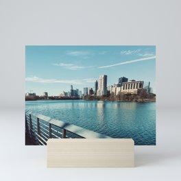 Lake Austin Mini Art Print