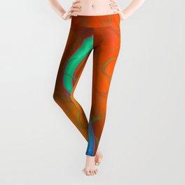 S - pattern 1 Leggings