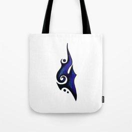 Grace / نعمة  (blue) Tote Bag