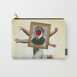 Hot for Nietzsche Carry-All Pouch