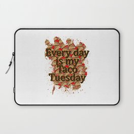 Every Day Tacos Laptop Sleeve