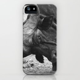 Trying to Impress iPhone Case