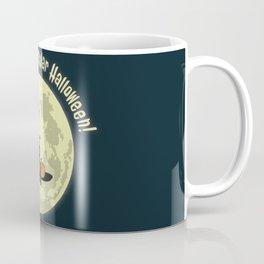 Spooktacular Halloween Illustration Coffee Mug