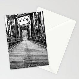 Old Train Bridge Bath, NH Stationery Cards