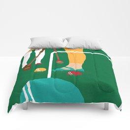 80s TEEN MOVIES :: HEATHERS Comforters