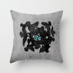 beautifall Throw Pillow