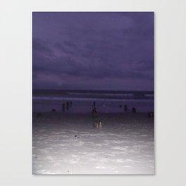 RI BEACH Canvas Print