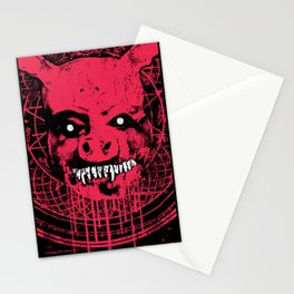 SWINE'R Stationery Cards