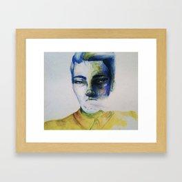 Cypher Framed Art Print