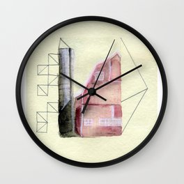 Framework Wall Clock