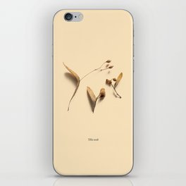 Botanico VI iPhone Skin
