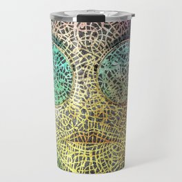 Celsa - Mosaic of Thought Travel Mug