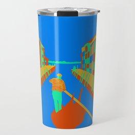 Venezia Gondola Travel Mug