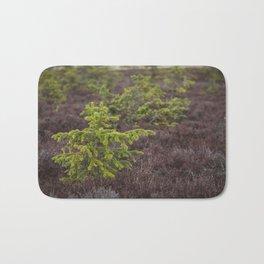 Little Evergreen Bath Mat
