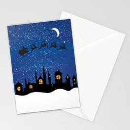 Twas The Night Before... Stationery Cards