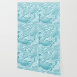 Liquid Marble Wallpaper