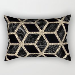 art 99 Rectangular Pillow