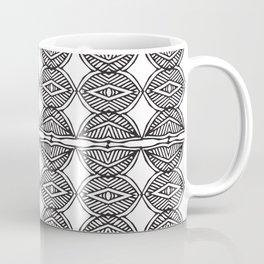 African ethnic geometric pattern 1 Coffee Mug